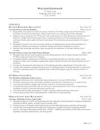 Cosy Investor Relations Resume Also Investor Relations Resume Sample