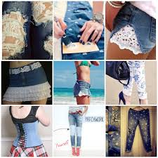 view in gallery 24 ideas to refashion old jeans fb 36 wonderful ideas and tutorials to refashion your old