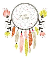Colorful Dream Catcher Tumblr me and my pup dream catchers feathers tattoos oh my 56