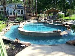 custom swimming pool designs. Beautiful Custom Small Backyard Inground Pool Designs Custom Swimming Pictures On I