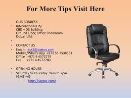 buying an office chair. buying an office chair 8 r