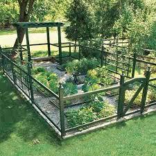 fence garden ideas. fence garden ideas