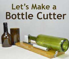picture of diy glass bottle cutter
