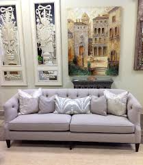 Tufted Living Room Set Extraordinary Tufted Sofa Living Room For Your House Decorating
