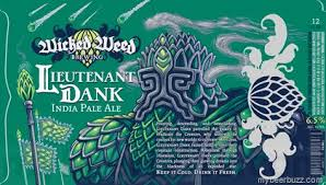 Image result for wicked weed lieutenant dank logos