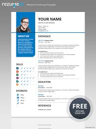 Free Resume Templates Word New Stylish Resume Templates Word Selolinkco