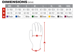 Astm Glove Chart Pip Atg 44 3745 Maxicut Ultra Cut Resistant Micro Foam