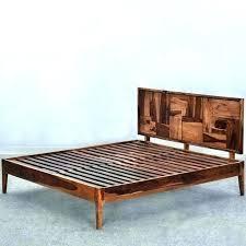 Flat Wood Bed Frame Flat Platform Bed Frame Flat Wood Bed Frame Flat ...