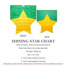 Star Student Pocket Chart Shining Star Pocket Chart On Carousell