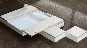Space friendly furniture Tiny Home Store Things In The Floor With This Spacesaving System video Chenaebco Ecofriendly Furniture Treehugger