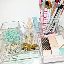 colorful office accessories. Photo 2 Of 11 Acrylic Desk Organizers And Fun Colorful Office Supplies ( Organization Accessories #2)