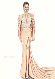 Pinterest Fashion Design Sketches