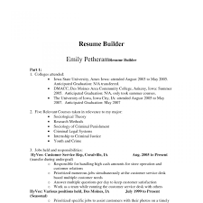Free Resume Builder For High School Students Student Resume Builder Free Generator Maker photos HQ Resume Template 96