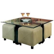 coaster cermak contemporary square black metal base glass top cocktail table 1 of 1only 4 available