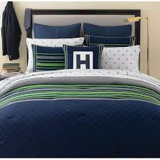 Bedding: Mainstays Blue Plaid Bed In A Bag Plete Bedding Set ... & Tommy Hilfiger Rugby Navy Twin Size Forter Set Free Shipping Navy Blue Comforter  Twin Blue Twin Comforter Cover Adamdwight.com