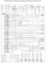 mx probe wiring diagram i got these wiring diagrams for a 94 probe gt hope they help