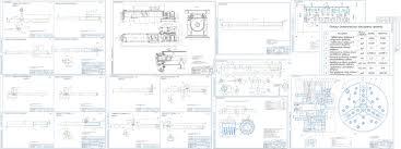 Дипломный проект на тему Участок механического цеха по обработке  чертеж Дипломный проект на тему БНТУ Кафедра Технология машиностроения