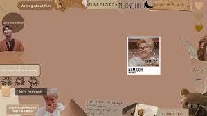 Brown Aesthetic Laptop Wallpapers - Top ...