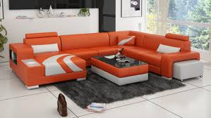 orange living room furniture. High Quality Modern Couch Contemporary Orange Living Room Sets Ashley Furniture For Cheap E