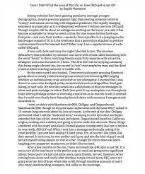 sample non fiction narrative essay examples topics non fiction narrative essay