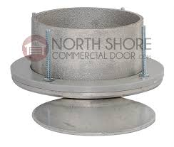 aluminum 4 inch exhaust port ep 4x2 for insulated garage doors videos get answers to your questions