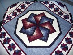 STAR SPIN QUILT BLOCK/PILLOW | Spin, Star quilt blocks and Barn quilts & AMISH STAR SPIN (also called a Spinning Start) Would love to find this  pattern Adamdwight.com