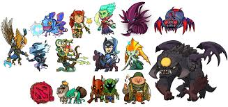 2 characters clipart