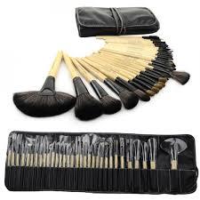 32 pcs professional makeup brush set