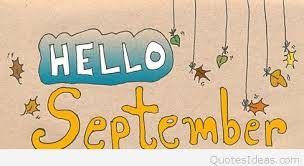 cute funny hello september card