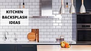 modern kitchen backsplash ideas 2020
