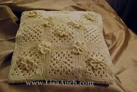 Crochet Pillow Patterns Fascinating Crochet Pillow Patterns Vintage Crochet And Knit