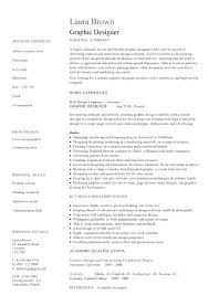 Resume Sample Graphic Designer Senior Graphic Designer Resume ...