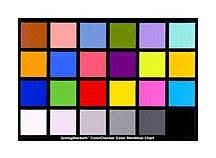 X Rite Colorchecker Classic 8 5 X 11