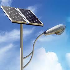 China 60w Solar Street Light With Led Lamp 8000 Lumen Solar