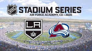 Air Force Football Seating Chart La Kings To Play Outdoors In 2020 Nhl Stadium Series At Air