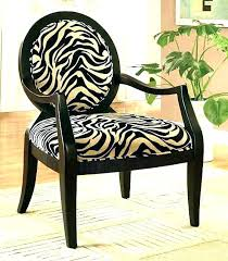 zebra accent chairs zebra accent chair animal print accent chairs animal print accent chairs