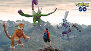 Pokemon Go Season of Legends