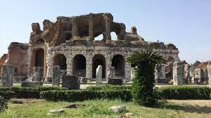 Lo sconosciuto anfiteatro di Santa Maria Capua Vetere - i-Cult!