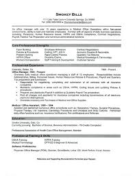 Office Manager Cv Example Office Manager Resume Samples Medical Office Manager Resume Example