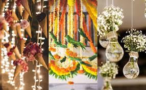 Diy Hanging Decor Ideas For An Attractive Wedding