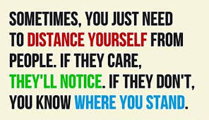 Awesome Quotes Fascinating Awesome Distance Quote
