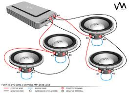 channel amplifier wiring diagram parallel speaker amp wire sub  large size of add these 10 mangets to your 2 channel amplifier wiring diagram wiring