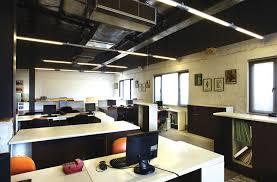 Workstation Lighting DCA Studios MG Road Delhi Workstation