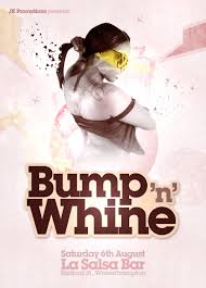 nightclub flyers bump n whine nightclub flyer by danwilko on deviantart