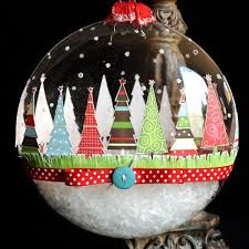 DIY Glass Ornament Projects  Lots of ideas and tutorials!
