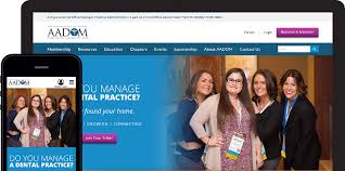 Dental Office Website Design Extraordinary AADOM New Website Roadside Dental Marketing Case Studies