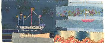 Inspirational Collages Collages Of Inspiration Mandy Pattullo School Of Stitched