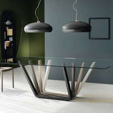 unique dining furniture. Unique Dining Table With Ombre Wooden Legs For A Creative Modern Look Furniture