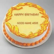 Funny Birthday Cake Sister Name Editor Online Amazingbirthdaycaketk