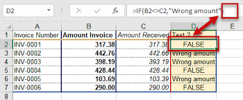 If Function Excel If Function In Excel Many Examples With Different Results